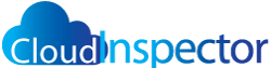 Cloud Inspector Web Design Logo