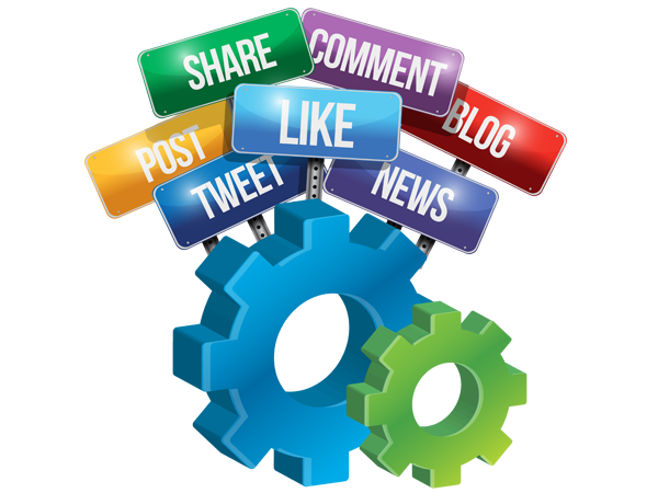 Social media marketing improves ranking