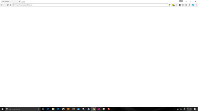 White screen of death from poor WordPress maintenance