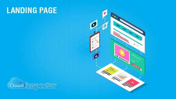 Landing Page Design is crucial in plumbing advertising online